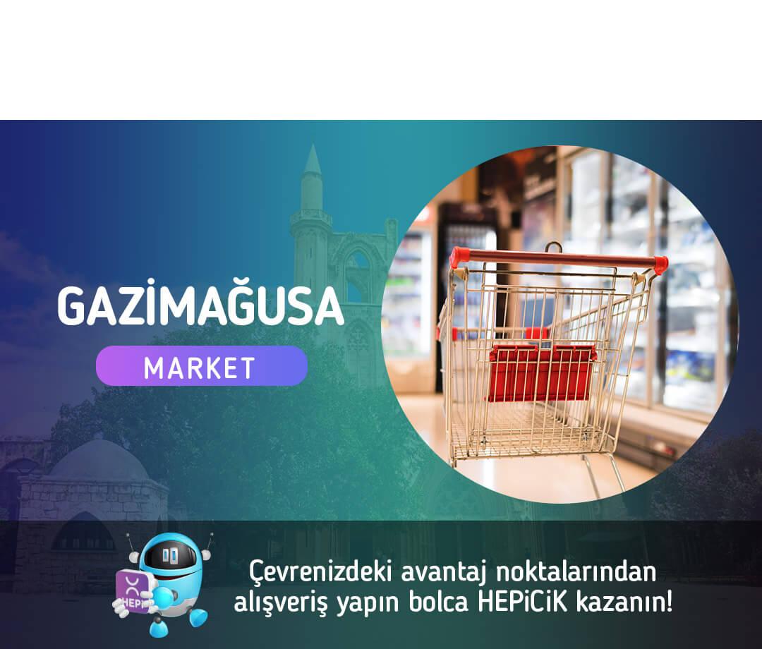 Gazimağusa Market