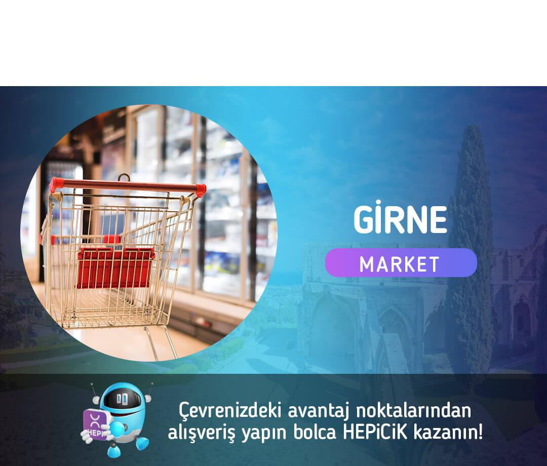 Girne Market