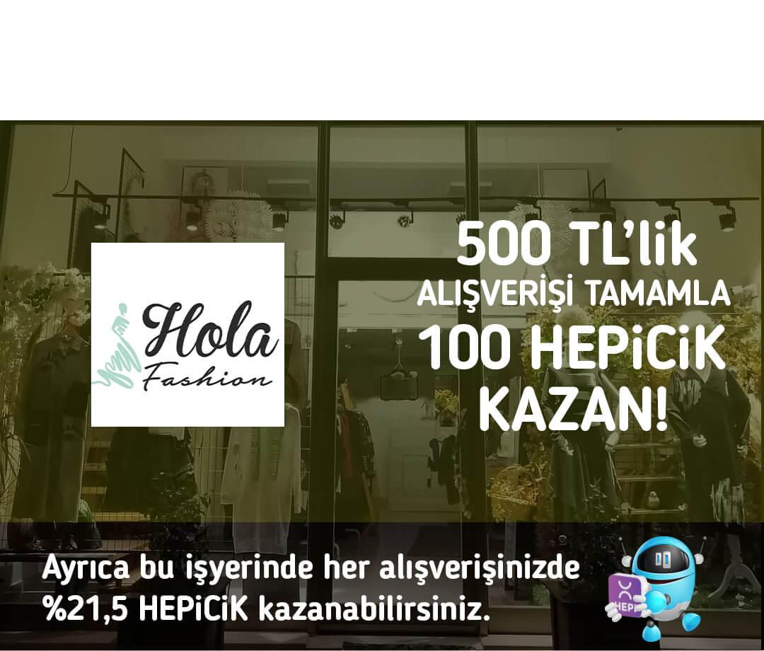 500 TL'lik alışverişi tamamla 100 TL HEPiCiK kazan!