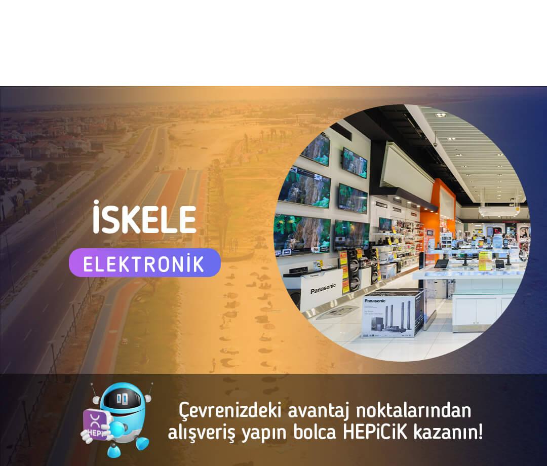 İskele Elektronik