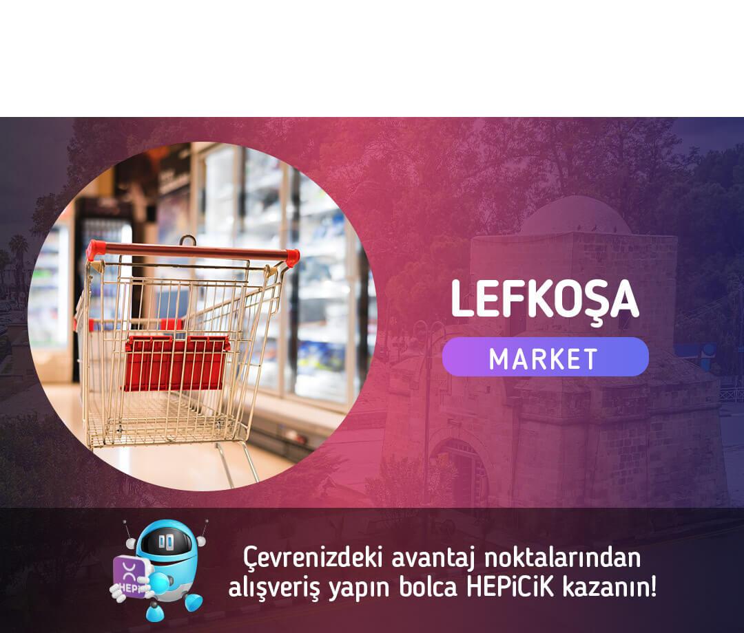 Lefkoşa  Market