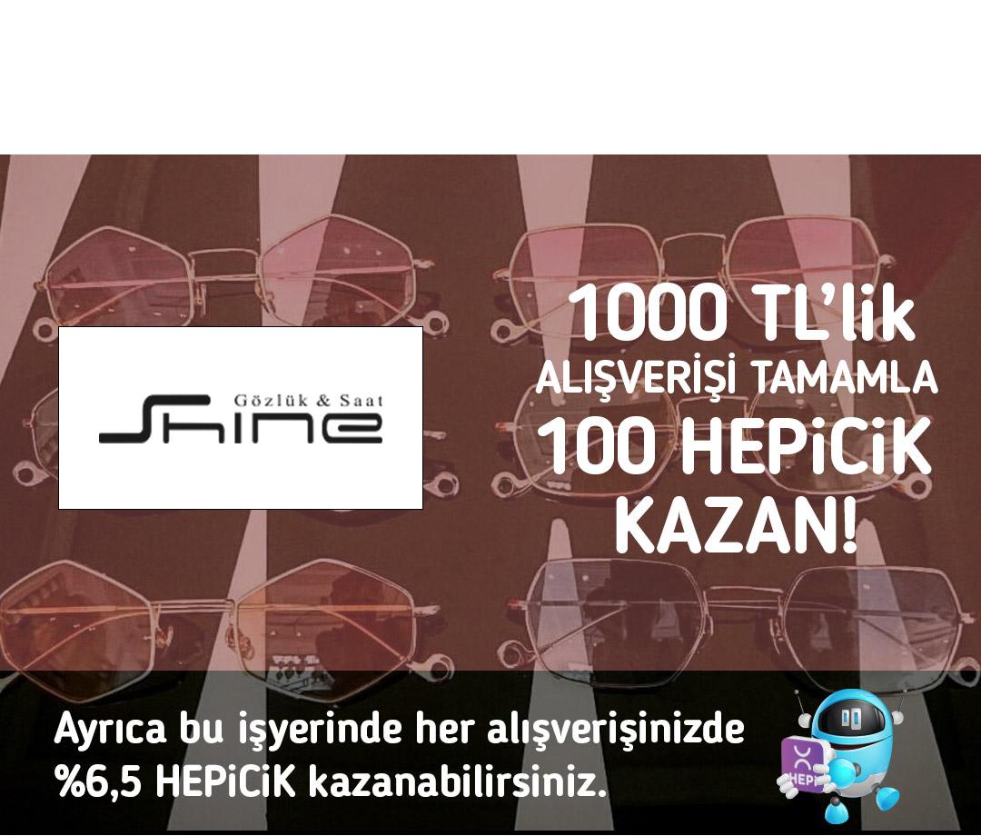1000 TL'lik alışverişi tamamla 100 TL HEPiCiK kazan!