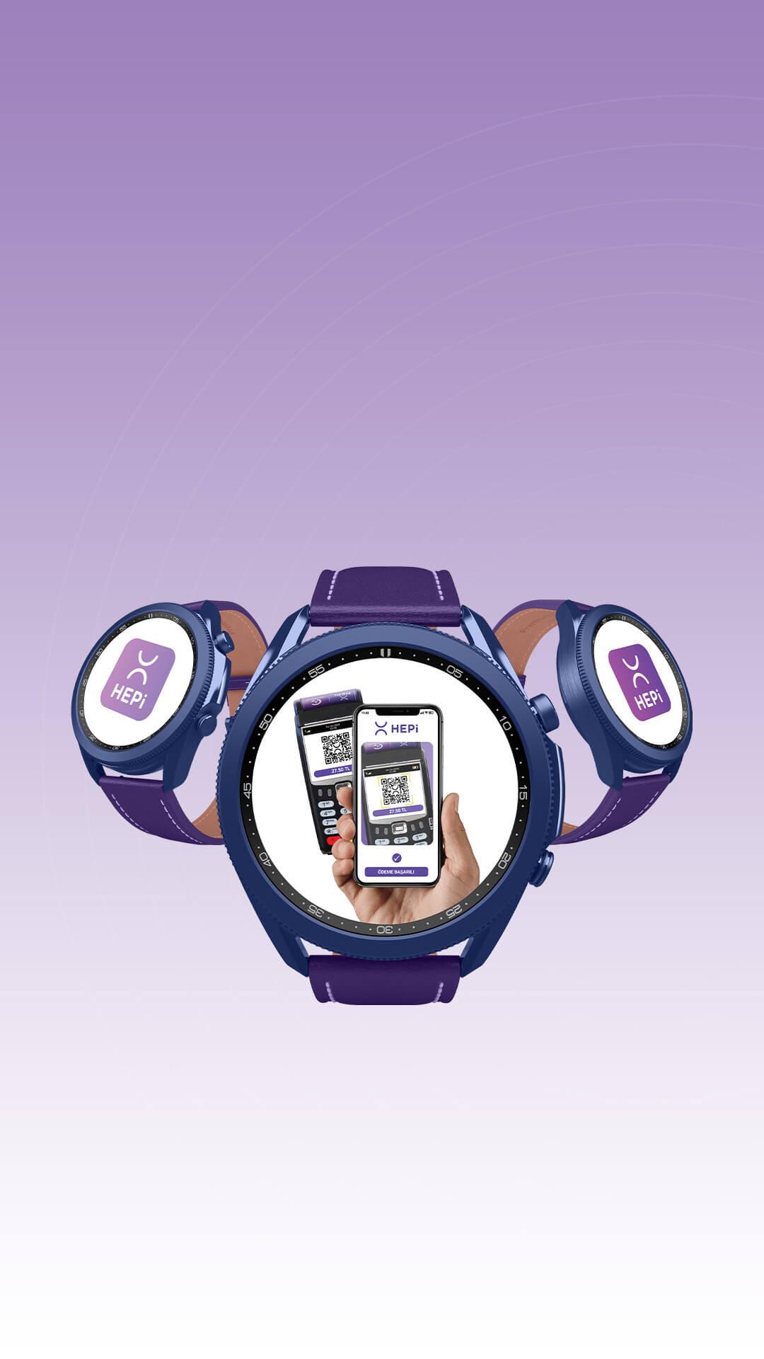 Ödemelerinizi QR Kod ile Yapın, Akıllı Saat Kazanın!